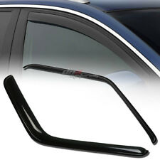 FOR 73-91 GM C/K/V/R SERIES SMOKE WINDOW VISOR SHADE/VENT WIND/RAIN DEFLECTOR