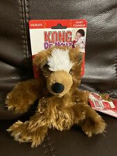 Kong Dr. Noyz Squeaky Medium 8'' Bear Dog Toy