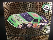 Rare Dale Jarrett #18 Interstate Batteries Action Packed 1994 Card #128 HOT LOOK