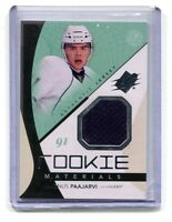 2010 SP Rookie Materials #RM-MP Magnus Paajarvi Oilers Event-Used jh10