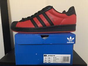 Adidas Superstar Spiderman Marvel PlayStation Shoes