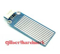 Separate Pcb Board Rain Sensor Module Water Level Detection Module