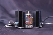 Class A tube Hybrid Headphone Amplifier/Preamp Handbuilt in USA..A giant killer