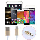 New 2.4A Micro USB Charging Cable Magnetic Adapter Charger For Samsung Android