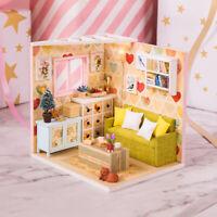 MagiDeal 1/24 DIY Miniature Dollhouse Furniture Kit Accessory - Leisure Rest