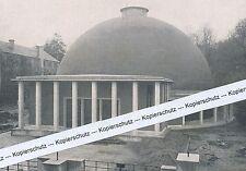 Jena - Firma Carl Zeiss - Das neue Projektions-Planetarium um 1926       I 9-3