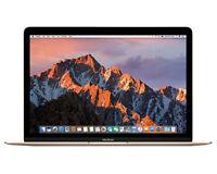"Apple MacBook 12"" Laptop, 256GB - MNYK2LL/A - (June, 2017, Rose Gold)"