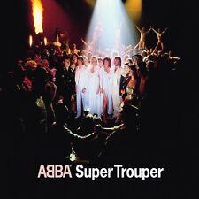 ABBA - SUPER TROUPER ( DELUXE EDITION JEWEL CASE)  CD + DVD  POP  NEW+