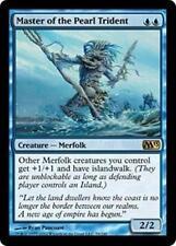 MASTER OF THE PEARL TRIDENT M13 Magic 2013 MTG Blue Creature—Merfolk RARE