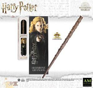 Harry Potter - Baguette Magique Hermione Granger - Noble Collection 30 CM - Neuf