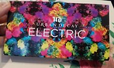 BNIB 100% AUTH URBAN DECAY ELECTRIC PRESSED PIGMENT EYE SHADOW PALETTE SEPHORA!!