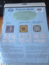 Mosaic Art - 3 X Pattern Sheets