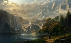 NEW The Lord of the Rings Poster SKU 44443