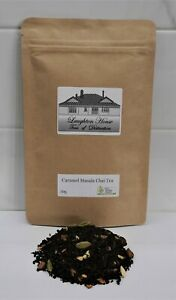 Laughton House  - Organic Chai Tea - Caramel Masala Chai - 50g