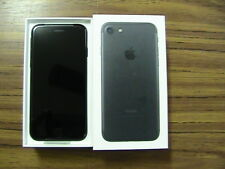 Apple iPhone 7 - 128GB -MATT Black (GSM Unlocked) A1778  MN9H2LL/A   N/O