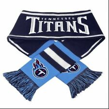 "Tennessee Titans Scarf Knit Winter Neck NEW 65"" - Wordmark Team Logo 2013"