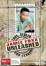 Jamie Foxx - Unleashed - Lost, Stolen And Leaked! (DVD, 2013)