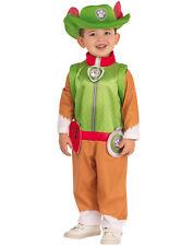 Paw Patrol Tracker Toddler Child Boys Puppy Halloween Costume-Xs