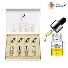 Ultra V IDEBENONE Ampoule 4 ea Set Whitening Lifting Wrinkle Free Tracking Korea