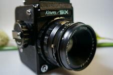 KowaSix  6x 6 Kamera mit 85 mm 2.8  Objektiv