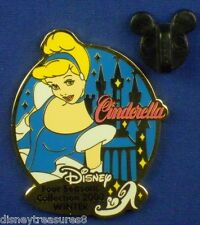 Cinderella Winter LE Four Seasons Collection 2003 Japan OC Disney Pin # 28648