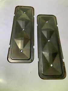 1964-1974 CHEVY/GM Side Engine Covers 6 Cylinders 250 296