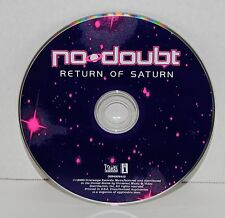 No Doubt 'Return Of Saturn' (USED CD) Gwen Stefani DISC ONLY