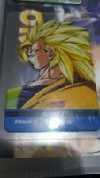 dragon ball lamincards edibas italia serie oro n 18