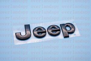 Mopar 68193400AA 2013-2020 Jeep Grand Cherokee Front Hood Emblem