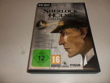 PC  Sherlock Holmes - Collection 2010