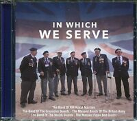 IN WHICH WE SERVE CD - SALUTE TO HEROES & MORE