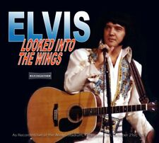 Elvis Presley - LOOKED INTO THE WINGS CD EP Collector SEALED