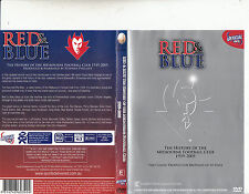 Red & Blue-The History of The Melbourne Footbal Club-1939-2005-Football Aust-DVD