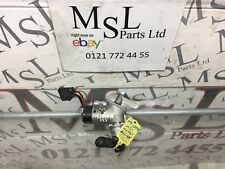 (AS) MERCEDES BENZ W638  VITO 2003 STEERING IGNITION BARREL WITH KEY A0005458108