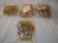 Figurines Disney McDonald's 2002 La planète aux trésors # 2,3,4,6 (sealed)