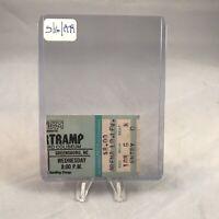 Supertramp Greensboro Coliseum North Carolina Concert Ticket Stub May 16 1979