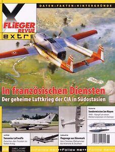 geheime Luftkrieg der CIA in Südostasien Tansanias Luftwaffe FliegerRevue X