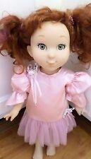 Fabulous Fancy Nancy Doll 2008 Jakks Pacific Red Hair Green Eyes