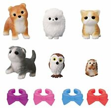 Takara Tomy Rika chan lively pet set New from Japan