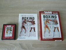 Boxing (complete) - Atari 2600
