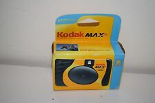 Kodak Max Outdoor One Time Use Camera  27 Exposures Expired  400 Speed