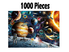 Premium (1000pc) Advanced Space Galaxy Jigsaw Puzzle Exploration Hobbies