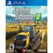Farming Simulator 17 PS4 [Factory Refurbished]
