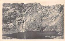 Scales Tarn and Sharp Edge Saddleback Lake