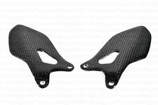Ducati Monster 1100 EVO/Diesel/20th Anniversary Heel Plates Guard Carbon Fiber
