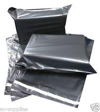 100 X Gris De Correo Bolsas 10 X 14 250 Mm X 350 Mm Degradable Plastic Post los gastos de envío