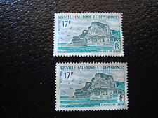 NOUVELLE CALEDONIE timbre yt n° 336 x2 nsg (A4) stamp new caledonia  (A)