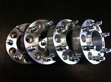 "4 Chevy Silverado 1500 K1500 4x4 Hub Centric Wheel Spacers 1.5"" 6x5.5"