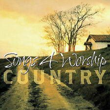 Songs 4 Worship Country by Various Artists CD 2007 Time/Life Music SEALED NEW