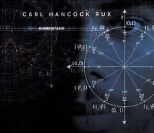 Carl Hancock Rux-Homeostasis CD NEW